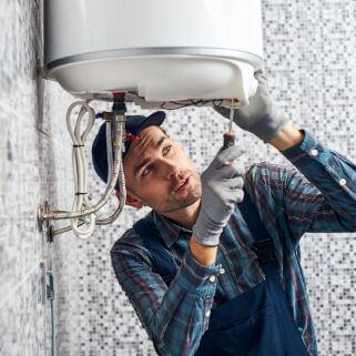 limpiar hollin tubo chimenea